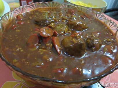 Tomato Pesto & Meatballs