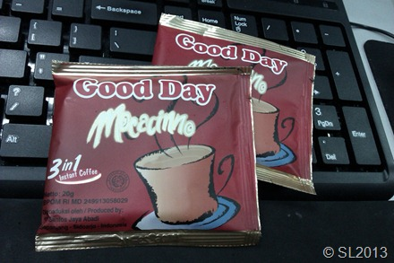 Good Day Mocacinno 3 in 1 Instant Coffee