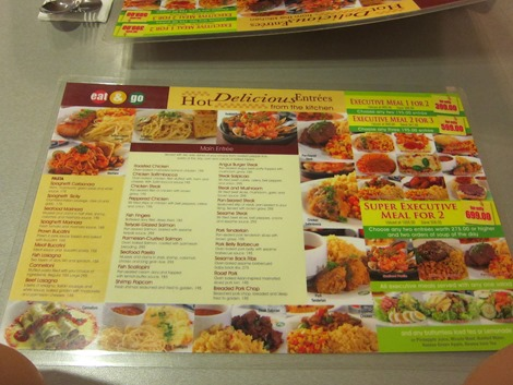Eat & Go SM Megamall
