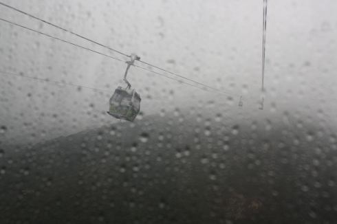Cable Car Hong Kong