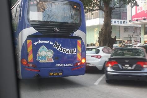 Welcome to Macau Bus