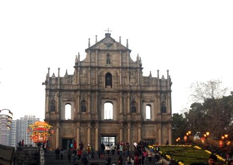 The Ruins Macau