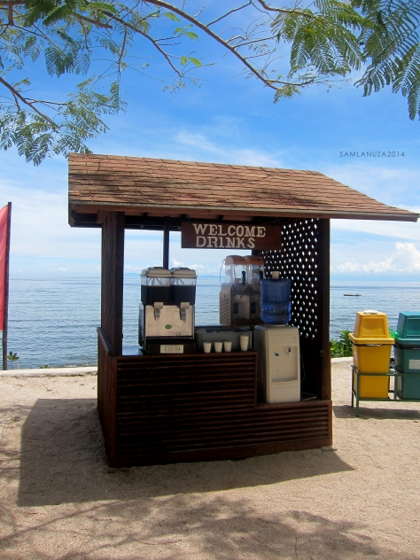 Palm Beach_Welcome Drink