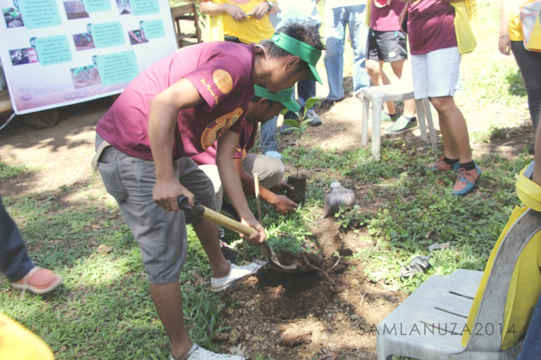Planting Demo 2