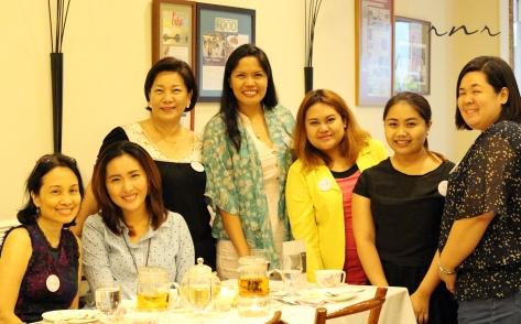 Bloggers Par-Tea