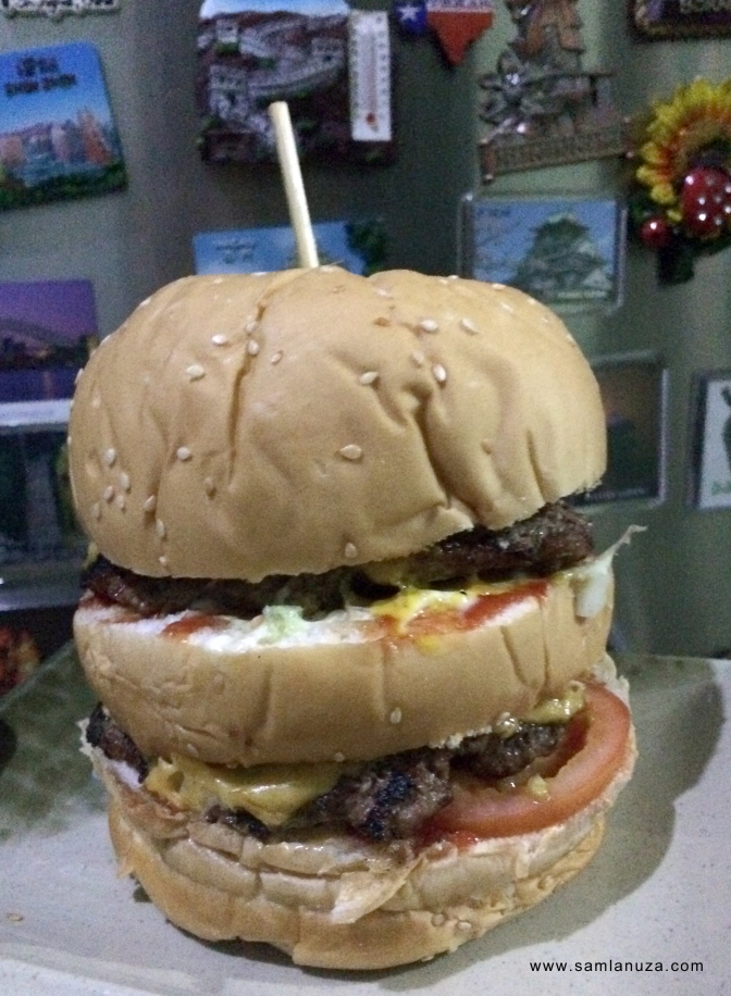 Bypass Burger, call 911