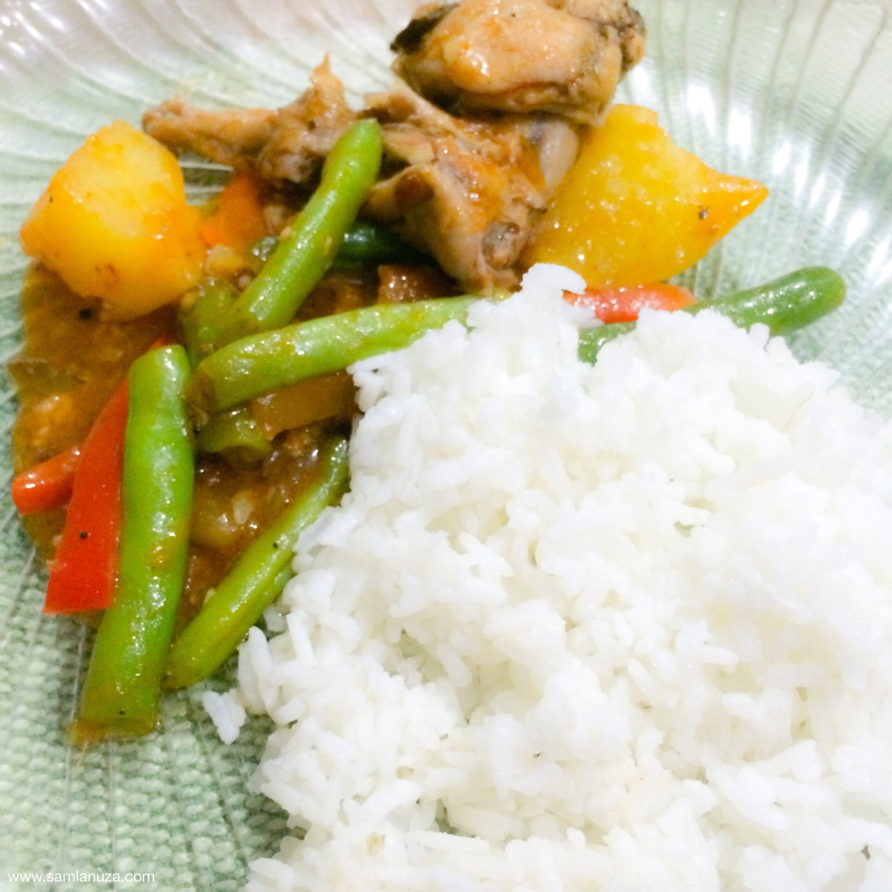 chicken afritada recipe_sam lanuza_home cooking
