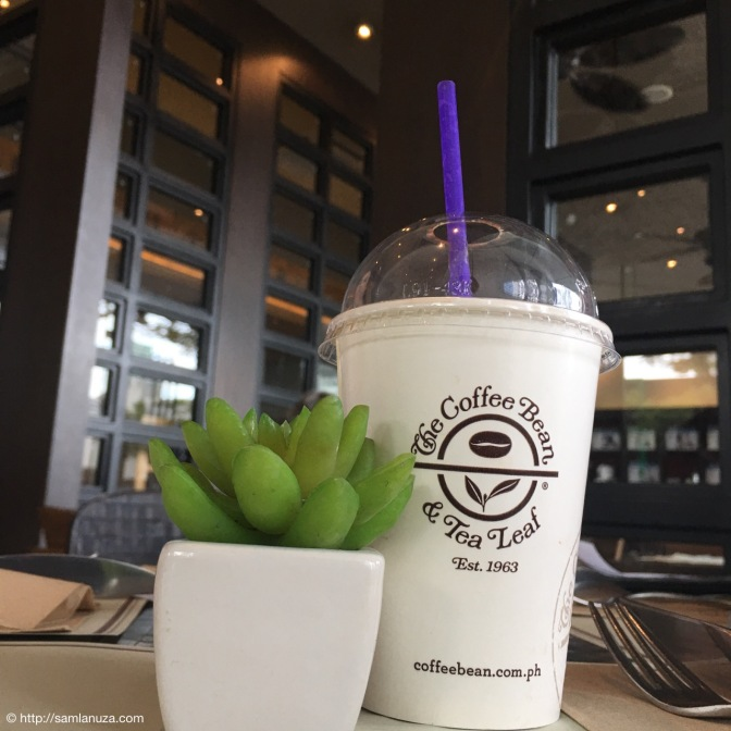 New from Coffee Bean: Pure Hazelnut Drink